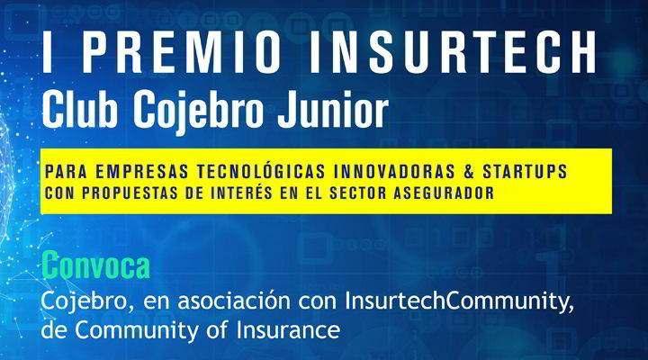 Premio Insurtech Cojebro