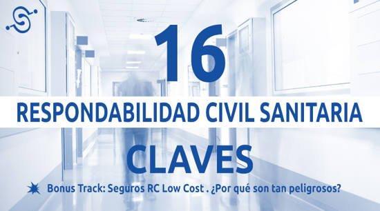 Seguro de responsabilidad Civil Sanitaria