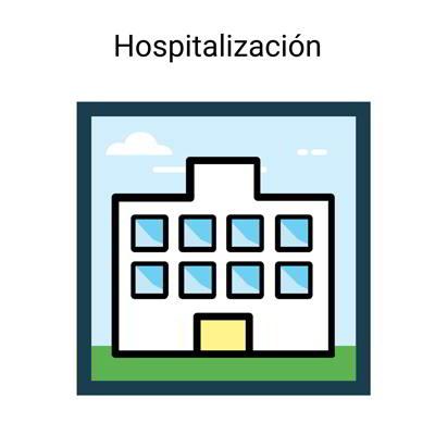 Seguro de salud hospitalizacion