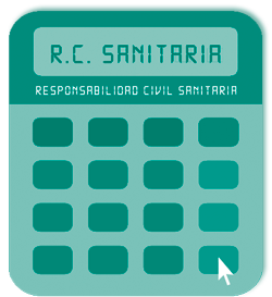 Calcular Seguro de responsabilidad Civil Sanitaria