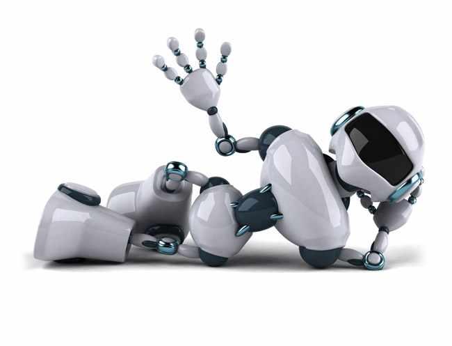 Seguro para robot